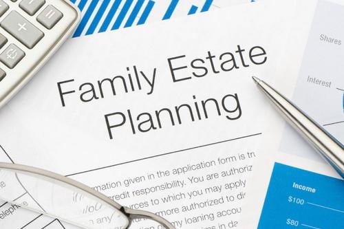 资产传承规划 Estate Transfer
