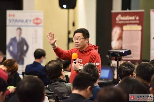 林伟贤《颠覆性发展趋势&创新商业模式》讲座再度轰动 吸引500人参加